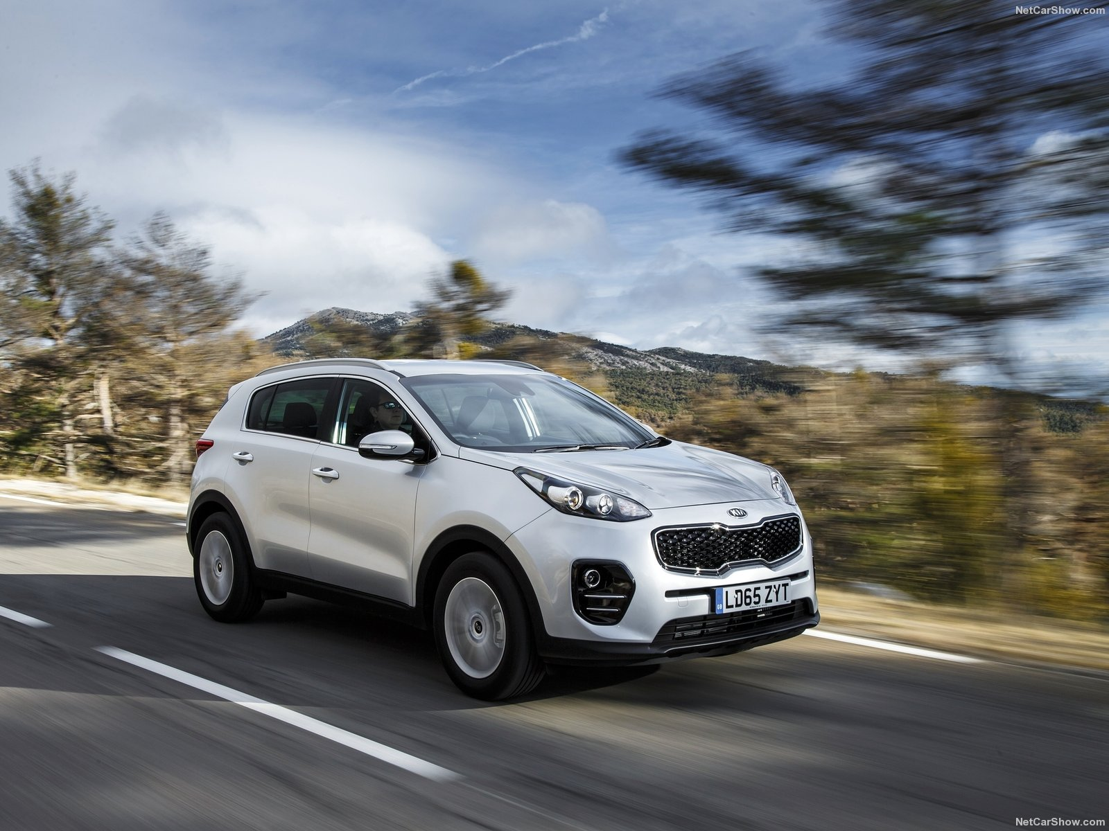Kia Sportage photo 160431