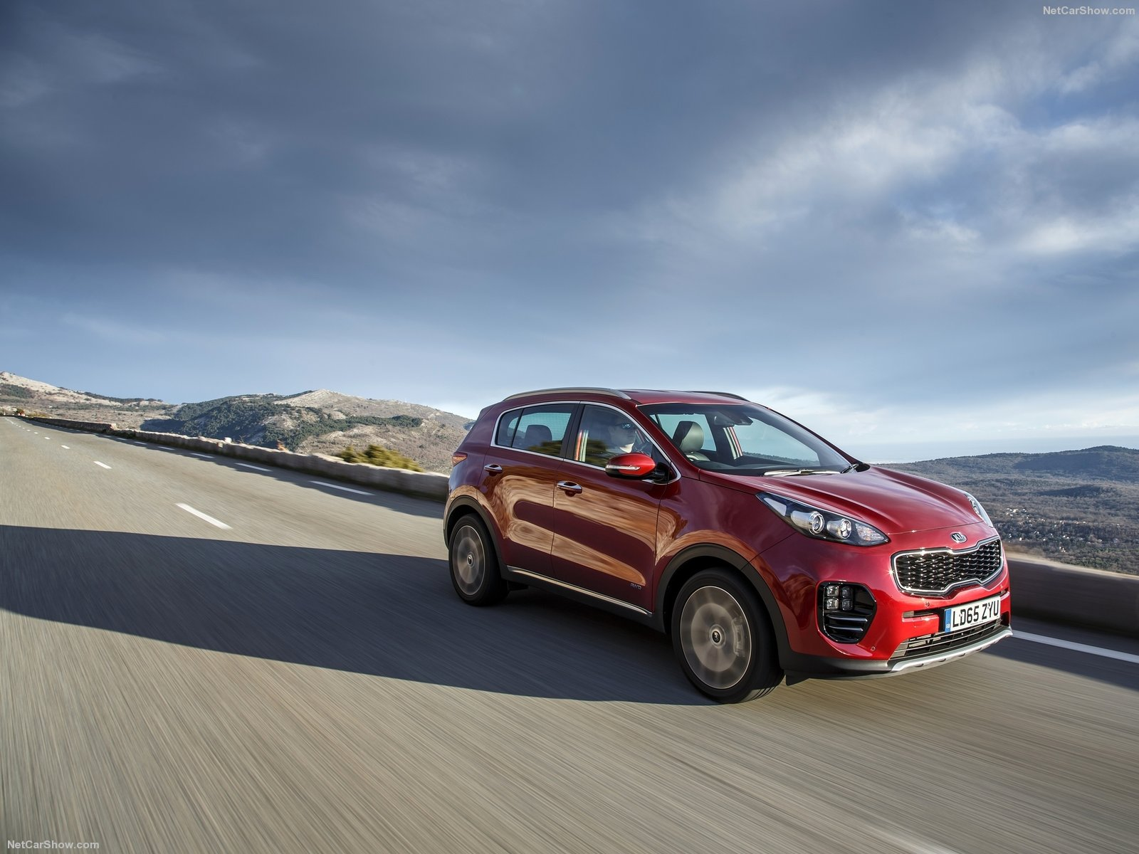 Kia Sportage photo 160437