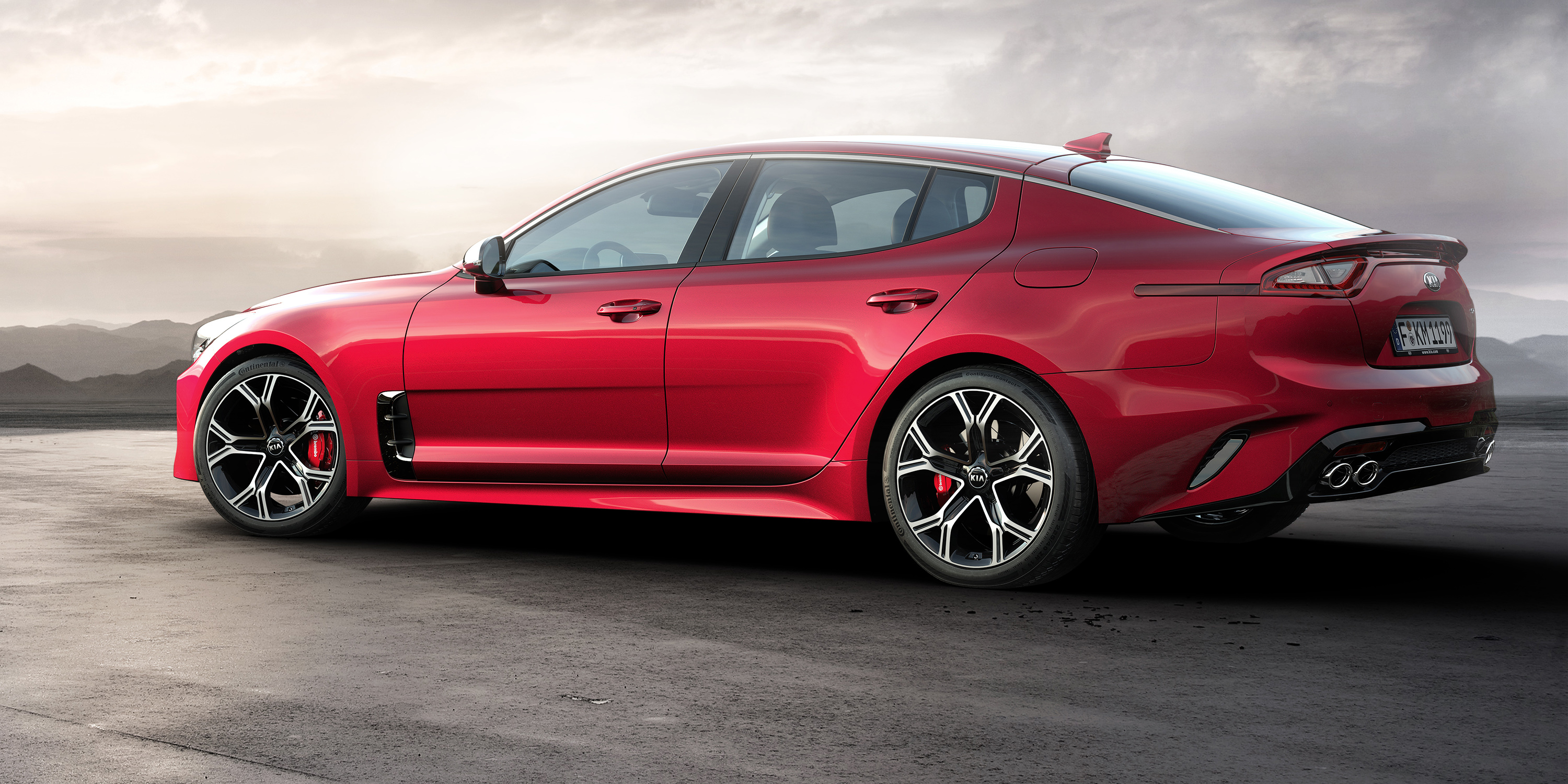 Kia Stinger GT photo 173171