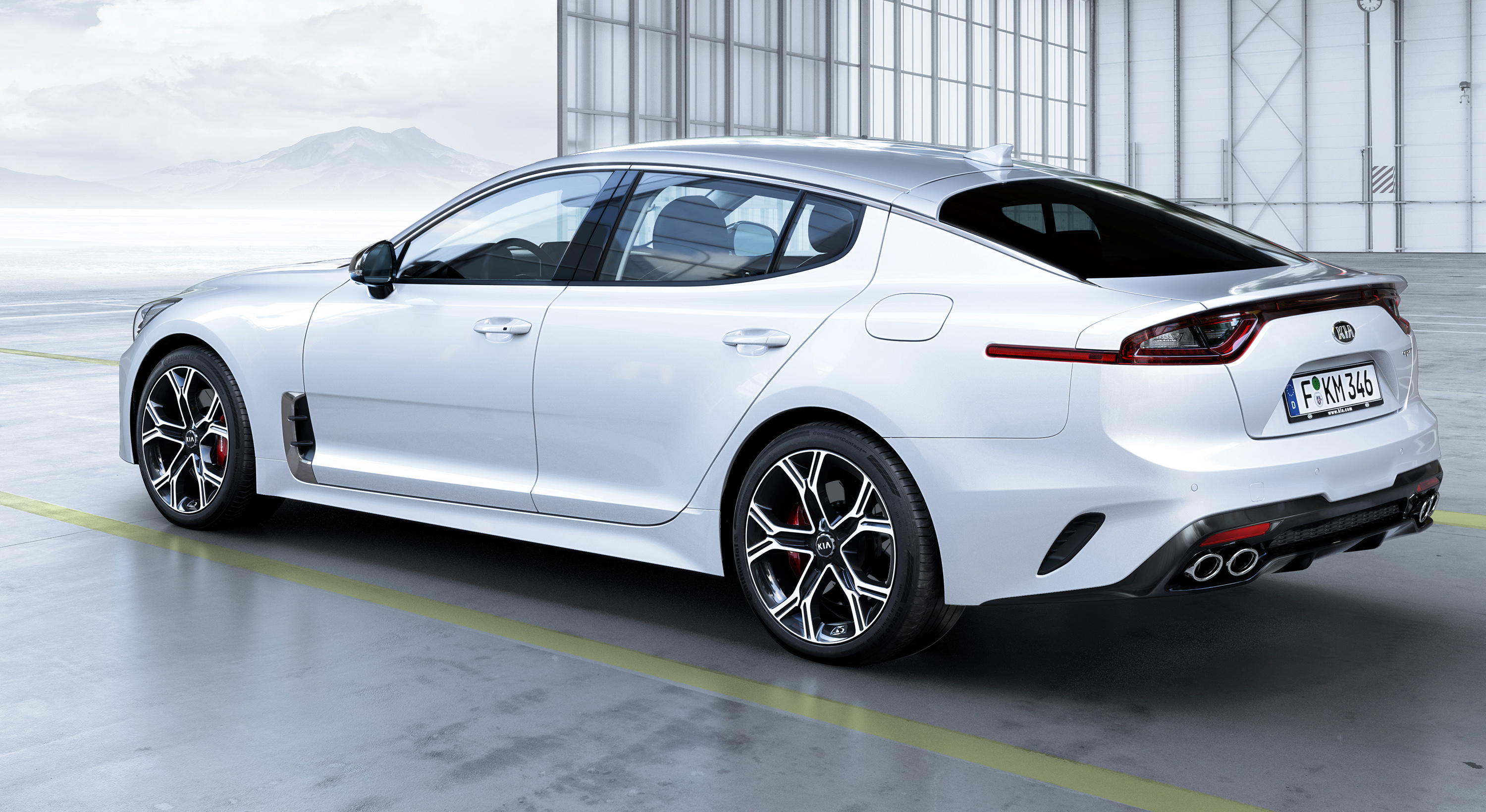 Kia Stinger GT photo 173173