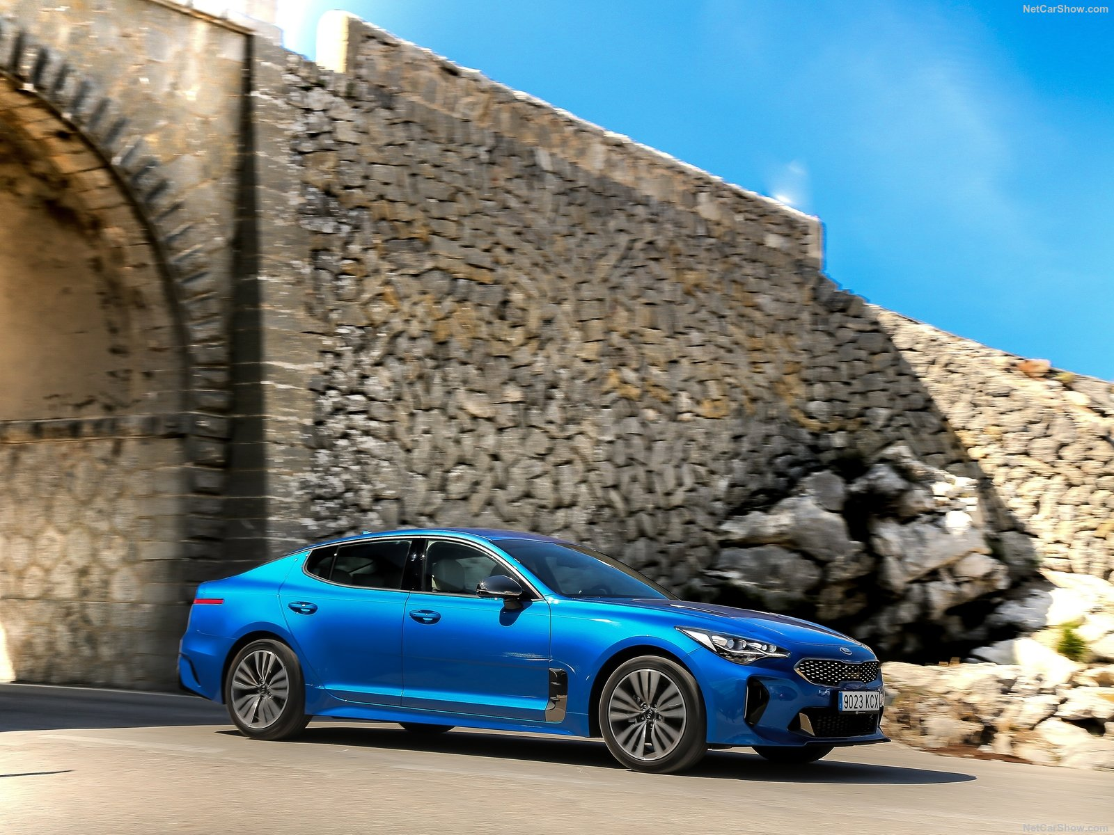 Kia Stinger photo 183467