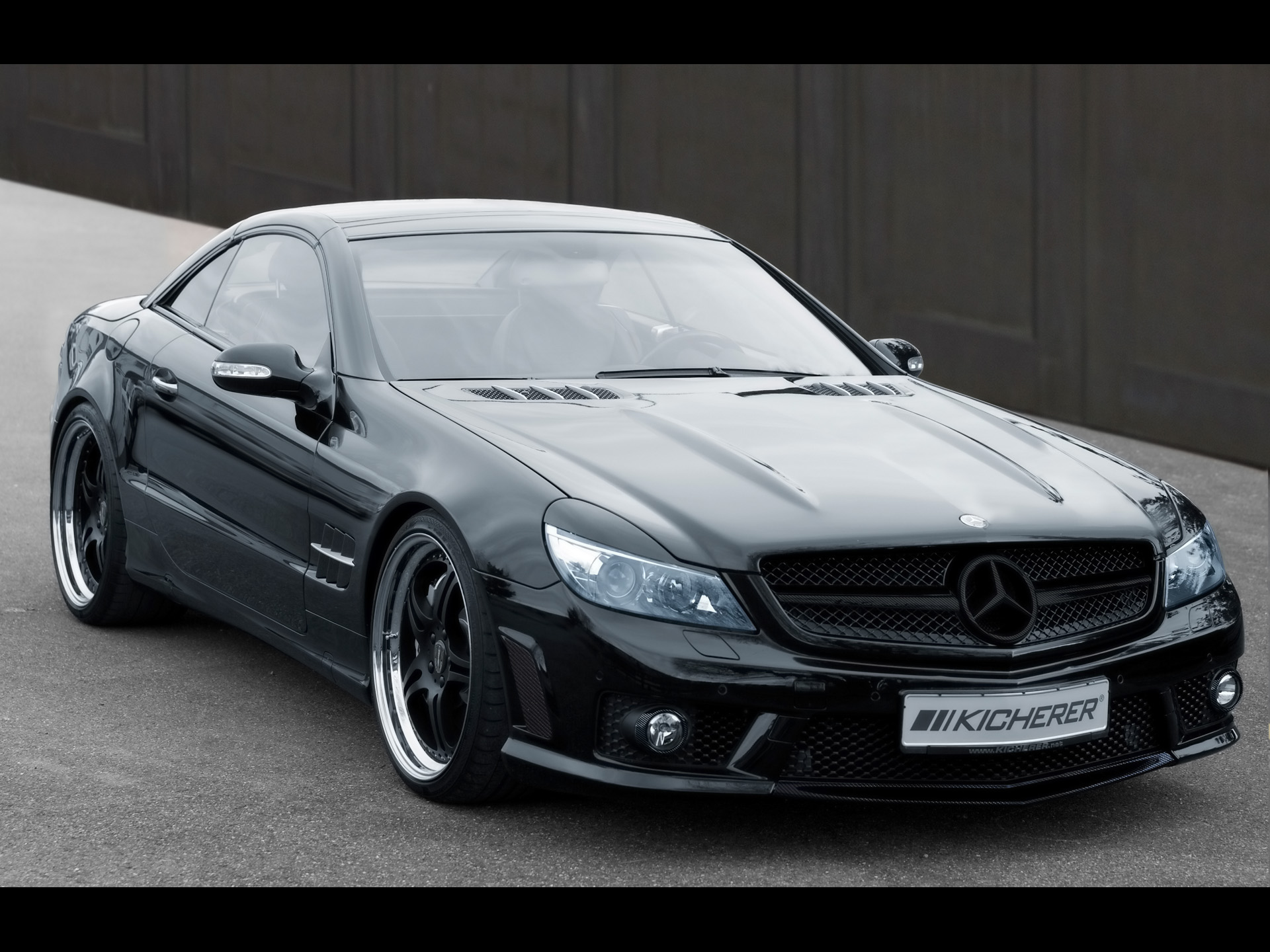 Kicherer Mercedes-Benz SL 63 RS photo 64051