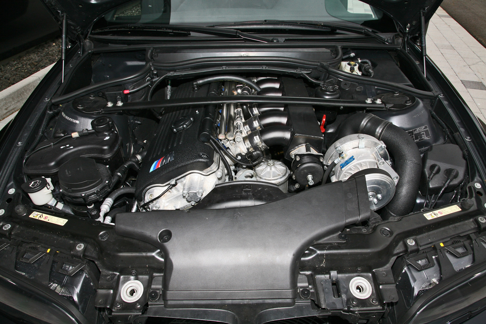 Kneibler Autotechnik BMW M3 E46 supercharged photo 67258