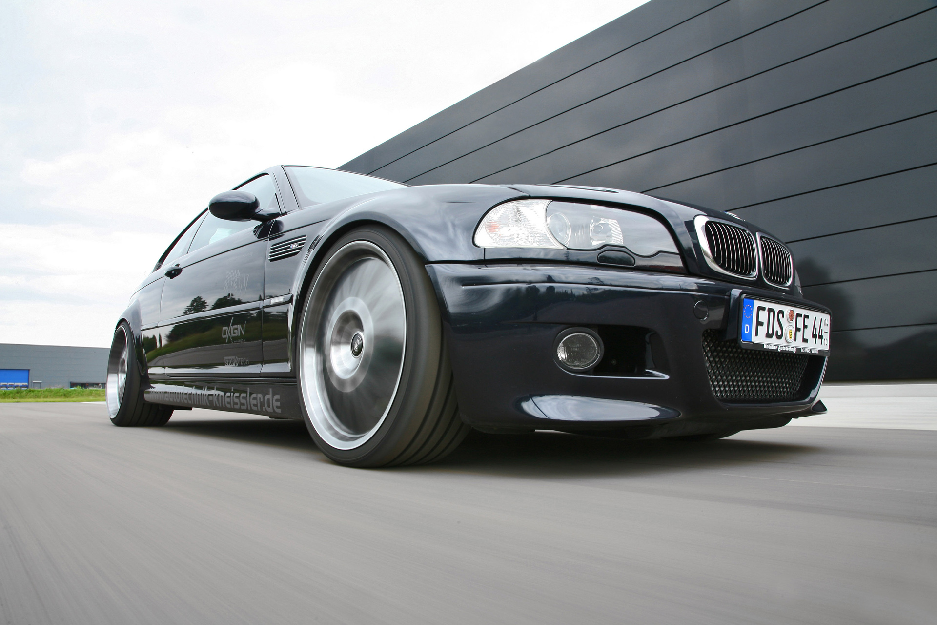 Kneibler Autotechnik BMW M3 E46 supercharged photo 67266
