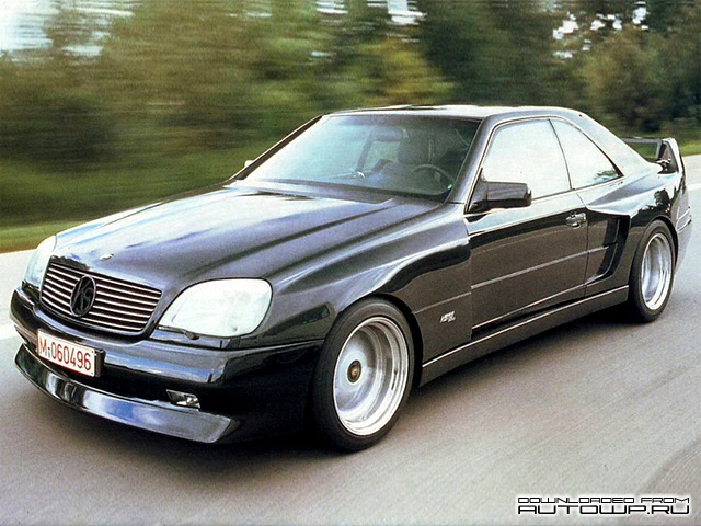 Koenig Mercedes-Benz CL-Class (C140) photo 106317