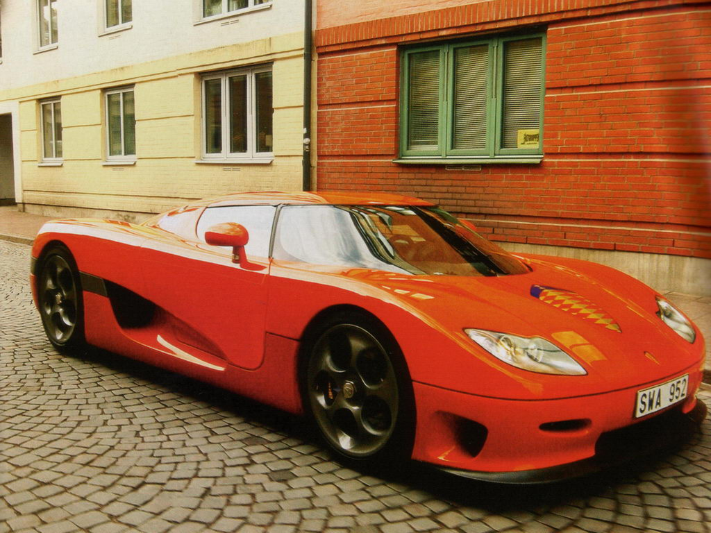 Koenigsegg CCR photo 28604