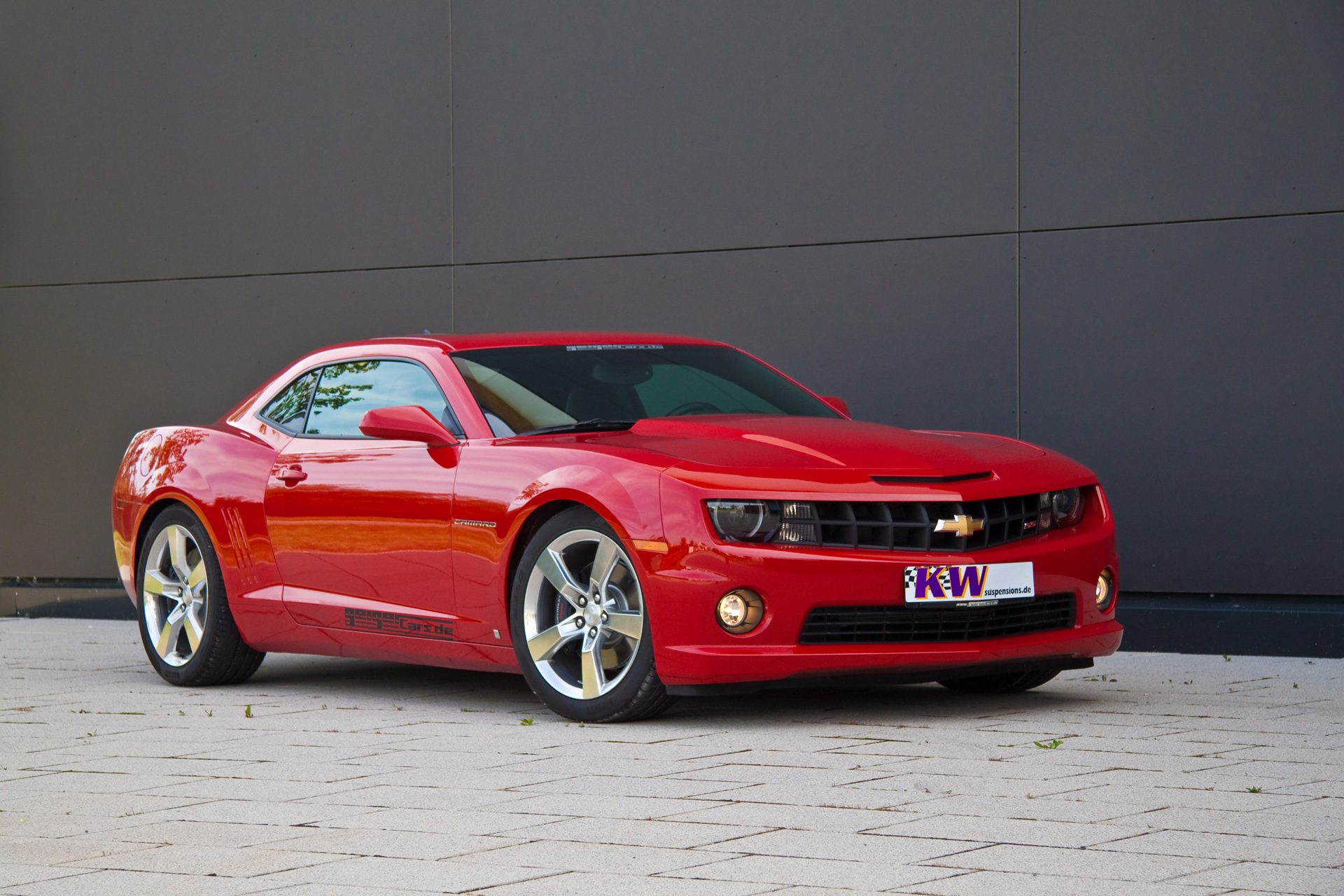 KW automotive Chevrolet Camaro SS photo 69134
