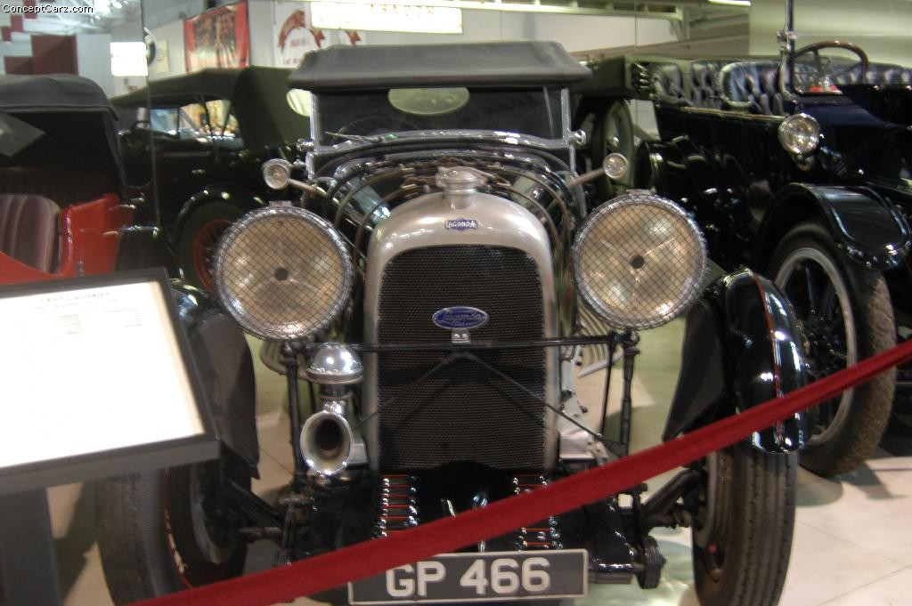 Lagonda Low Chassis Two-Litre photo 23741