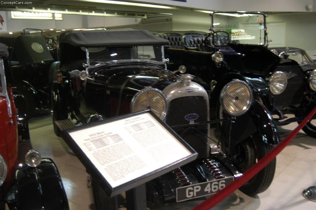 Lagonda Low Chassis Two-Litre photo 23742