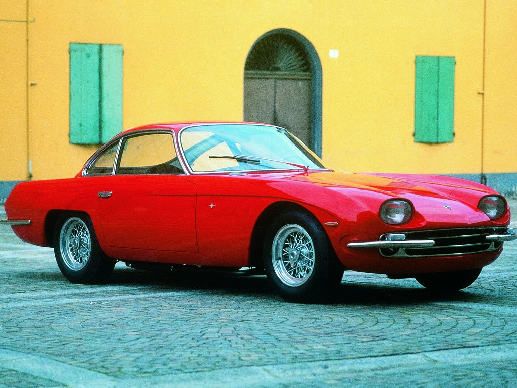 Lamborghini 350 GT photo 955