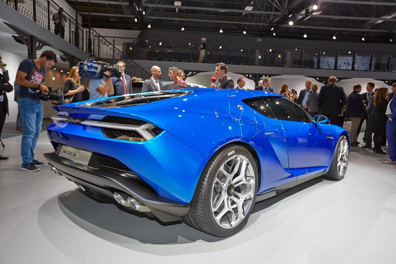Lamborghini Asterion Hybrid Concept Picture 131313 Lamborghini