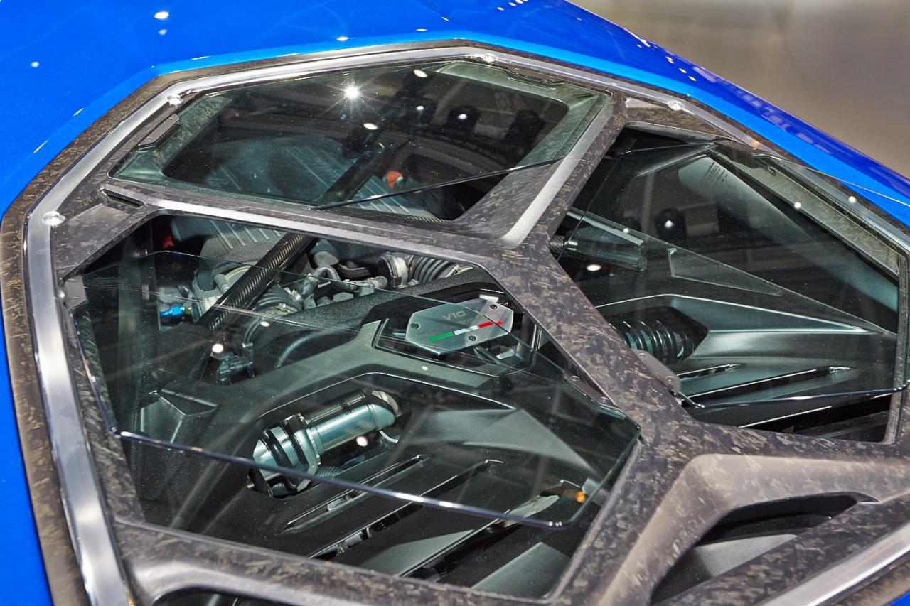 Lamborghini Asterion Hybrid Concept picture 131315