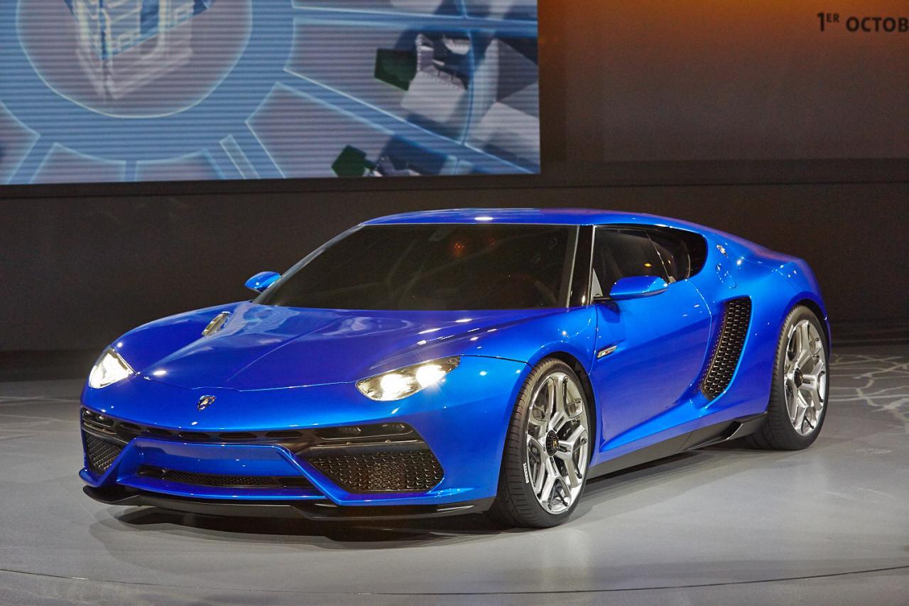 Lamborghini Asterion Hybrid Concept Picture 131317 Lamborghini