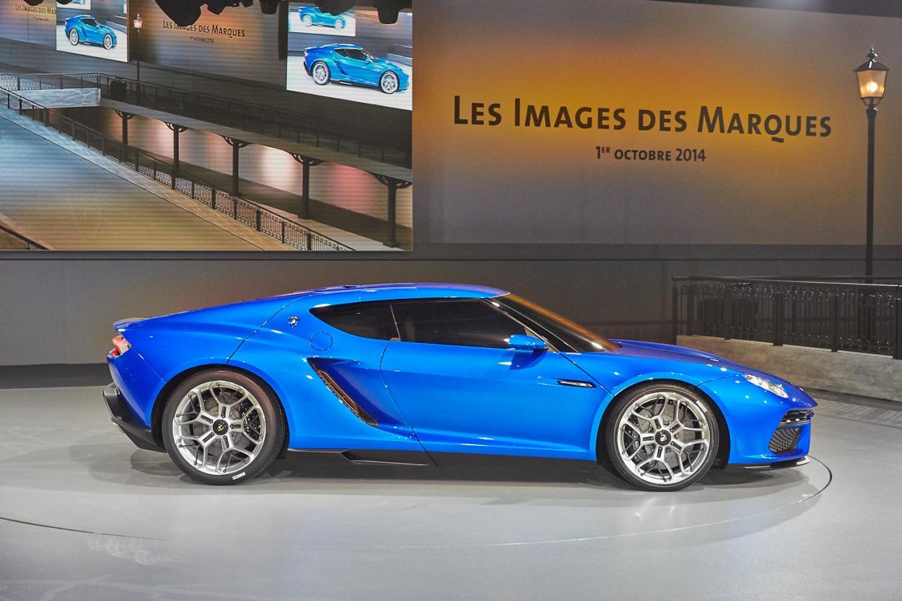 Lamborghini Asterion Hybrid Concept Picture 131319 Lamborghini