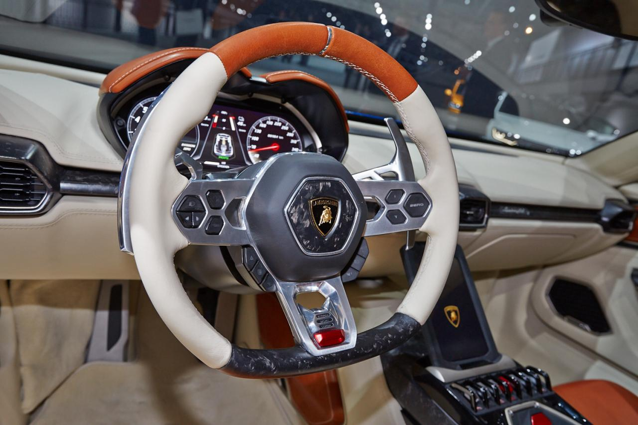 Lamborghini Asterion Hybrid Concept Picture 131334 Lamborghini
