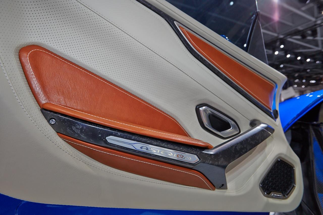 Lamborghini Asterion Hybrid Concept Picture 131341 Lamborghini
