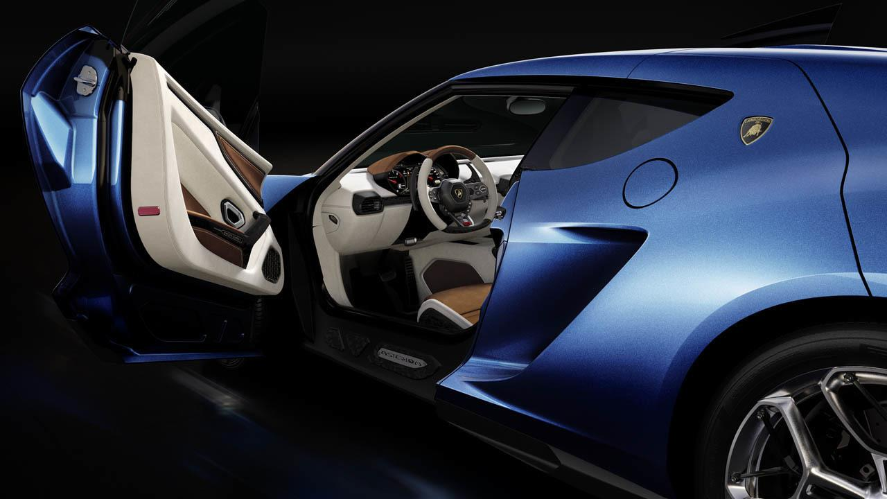 Lamborghini Asterion Hybrid Concept photo 131350