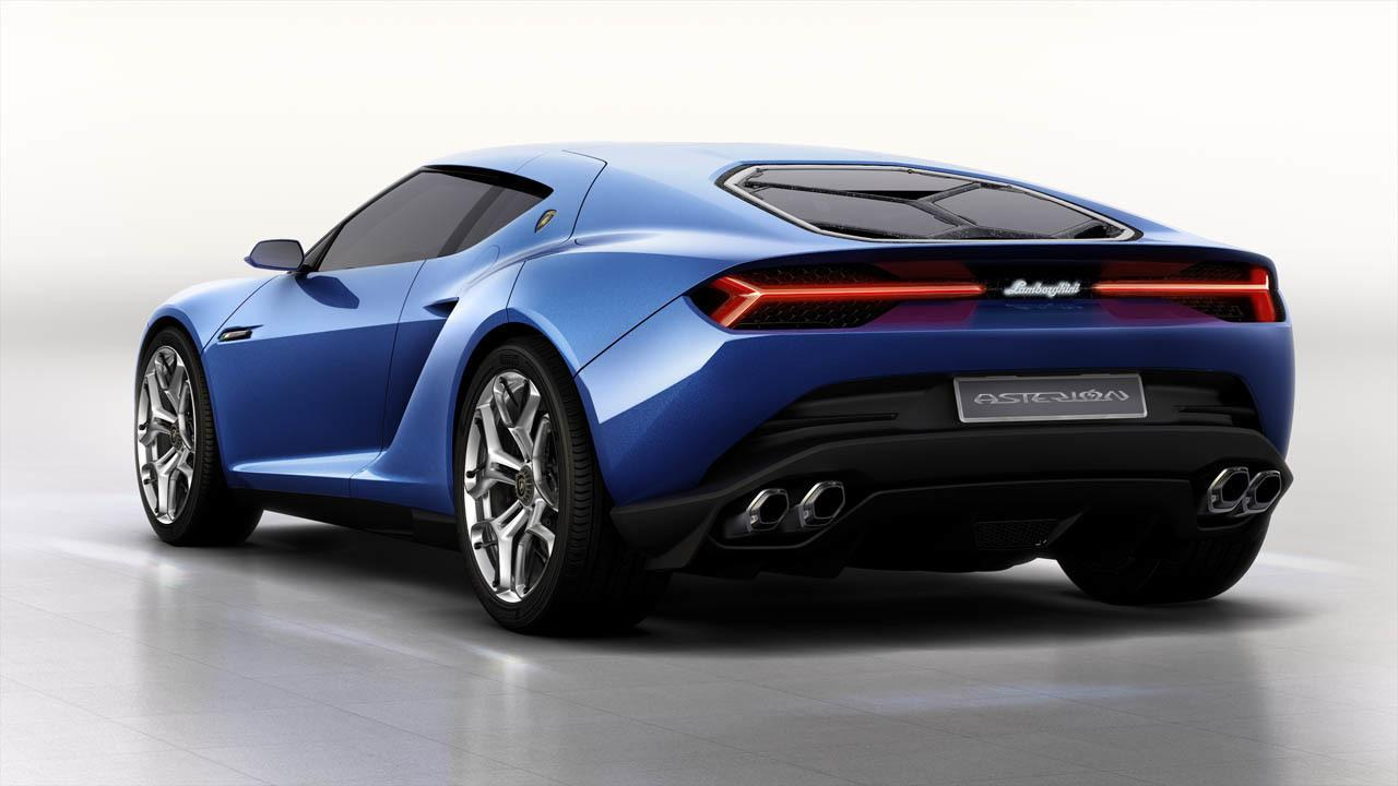 Lamborghini Asterion Hybrid Concept photo 131357