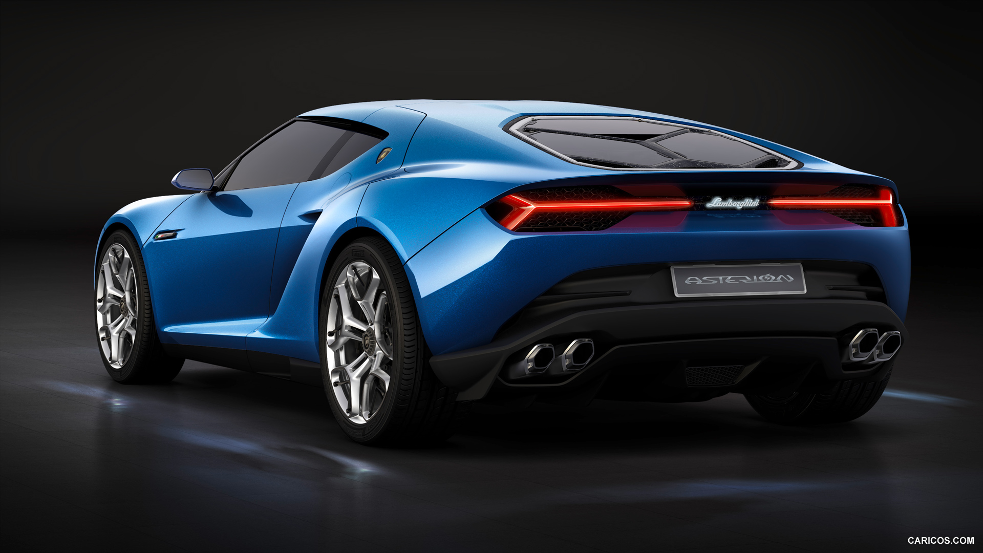 Lamborghini Asterion LPI 910-4 photo 130170