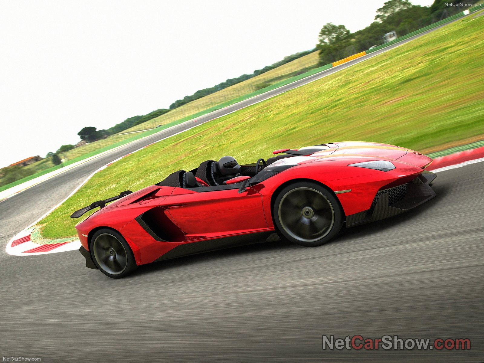 Lamborghini Aventador J photo 91454