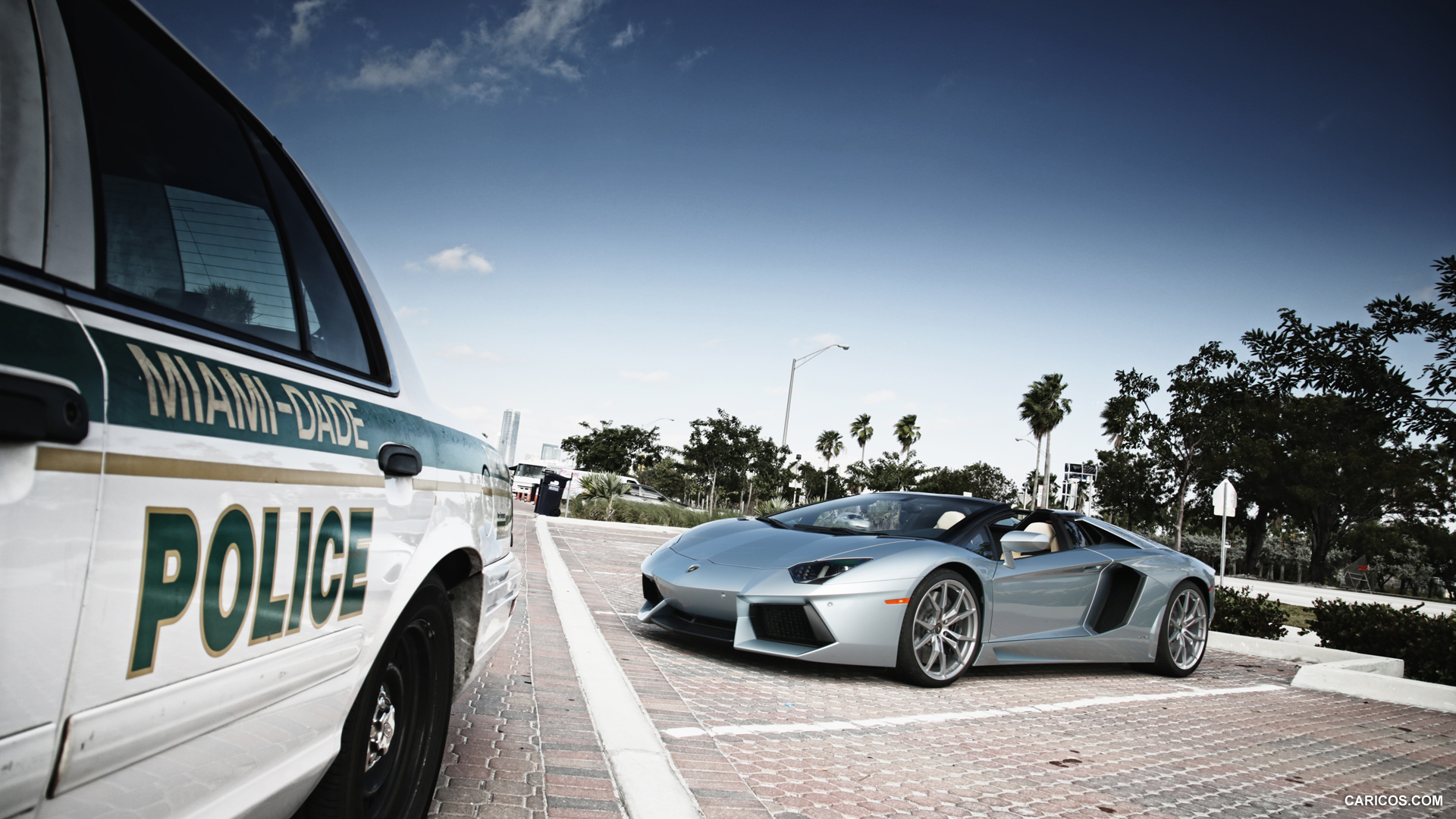 Lamborghini Aventador LP 700-4 Roadster photo 109643