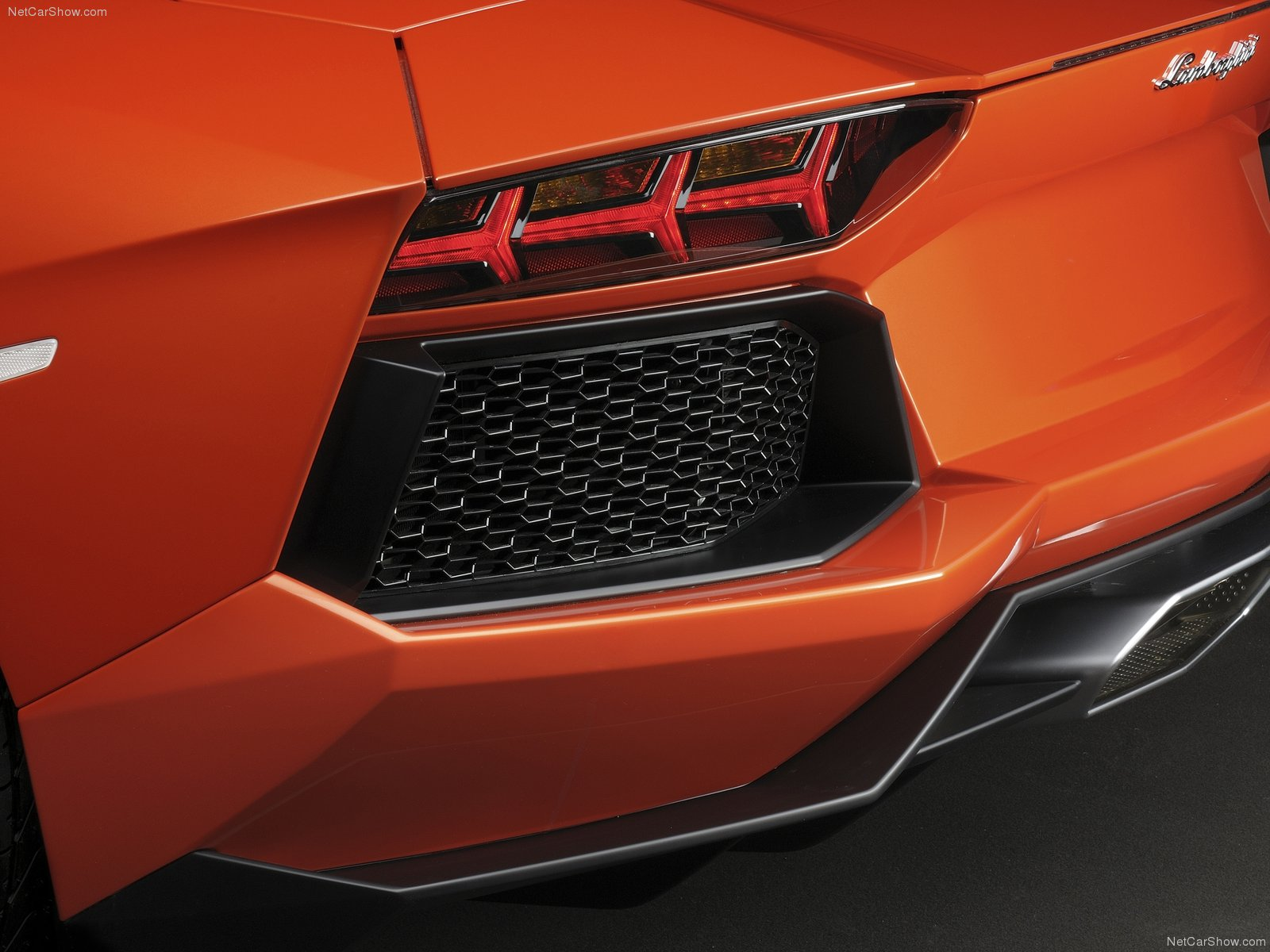 Lamborghini Aventador LP700-4 photo 78515