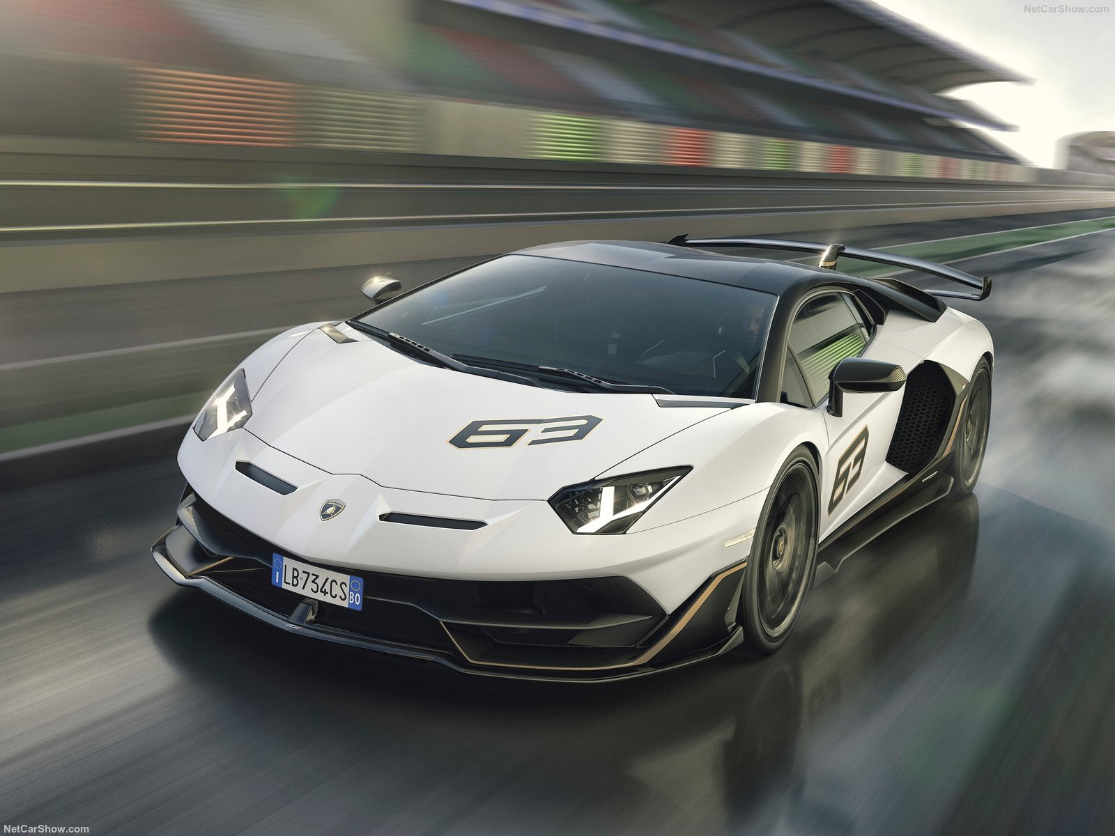 Lamborghini Aventador photo 190220