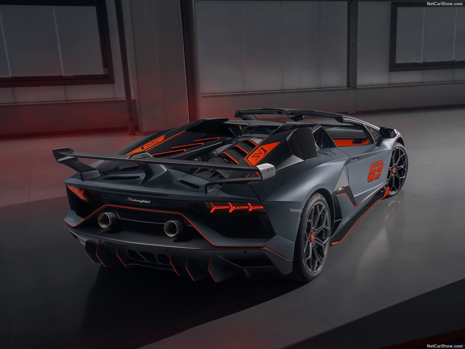 Lamborghini Aventador photo 196402