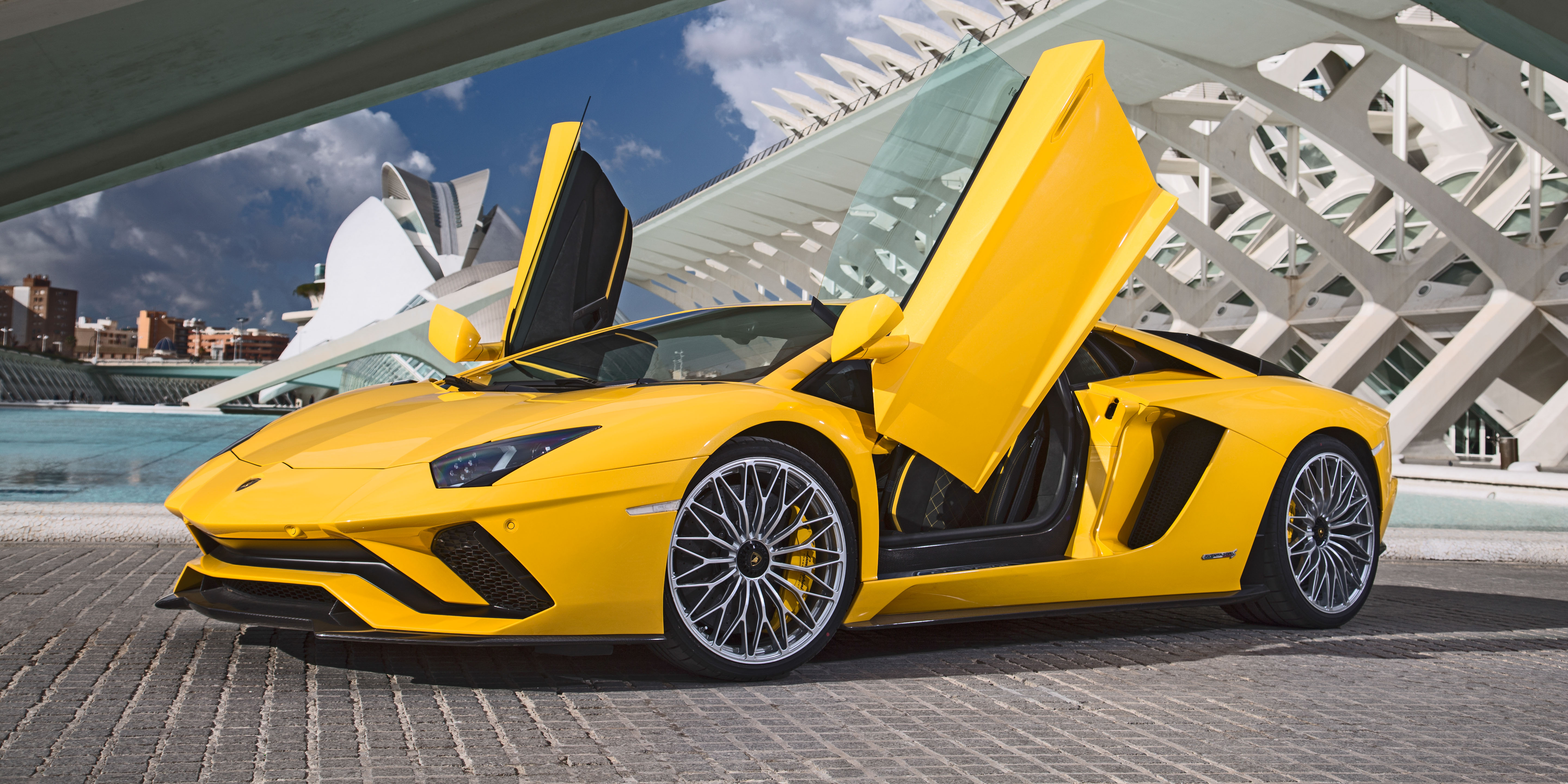 Lamborghini Aventador S photo 173834