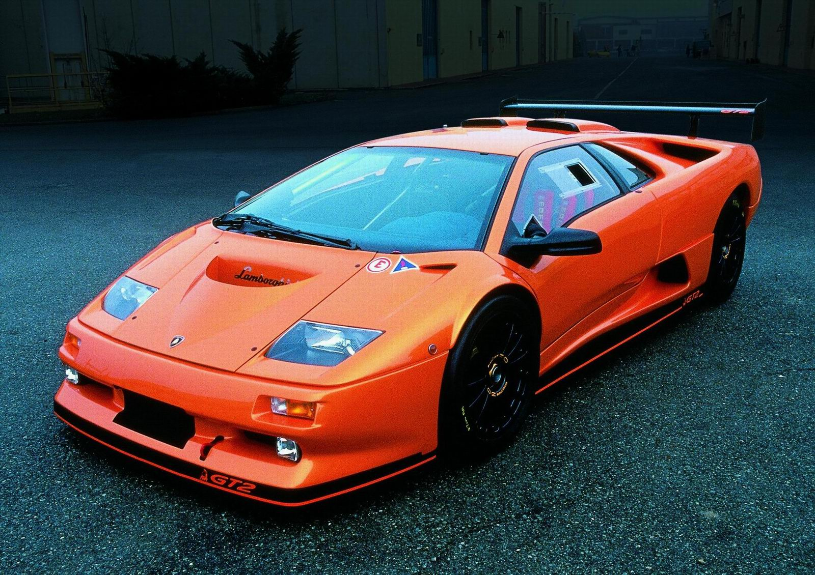 Lamborghini Diablo GT photo 12984