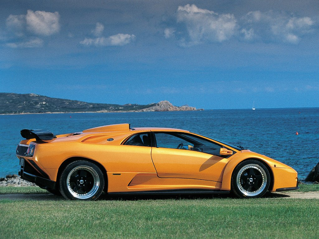 Lamborghini Diablo GT photo 962