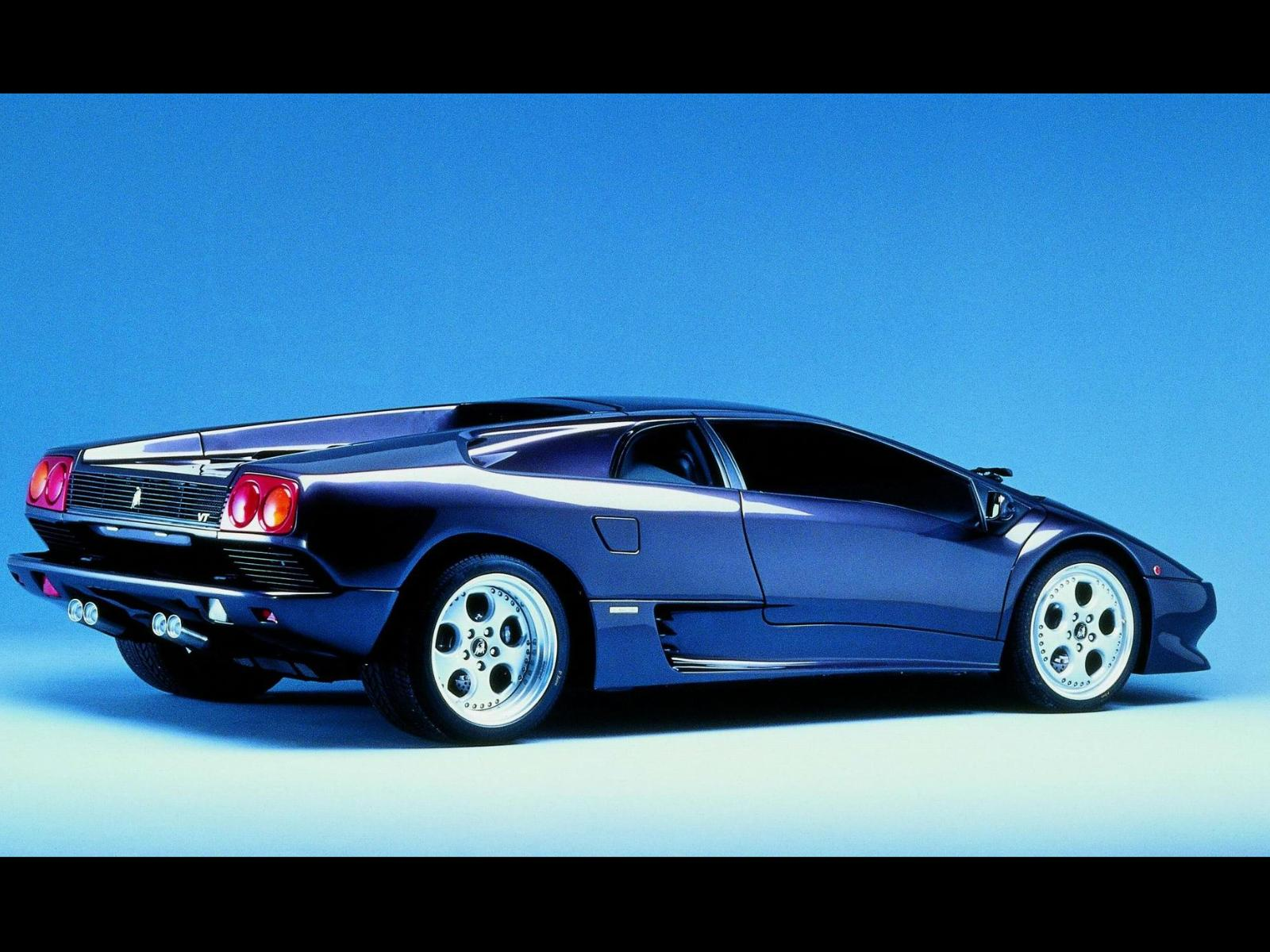 Lamborghini Diablo photo 12987