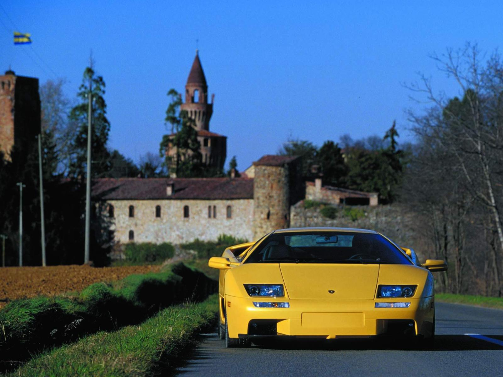 Lamborghini Diablo photo 13019