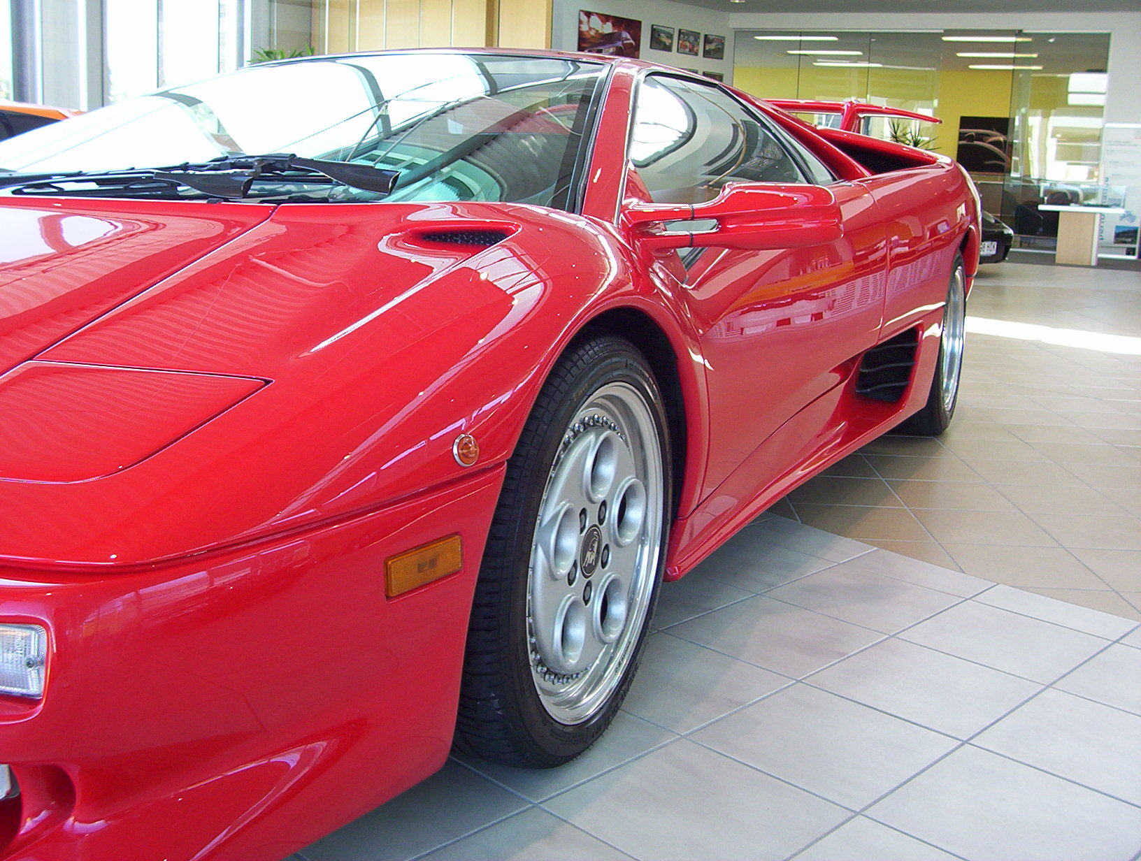 Lamborghini Diablo Roadster photo 12977