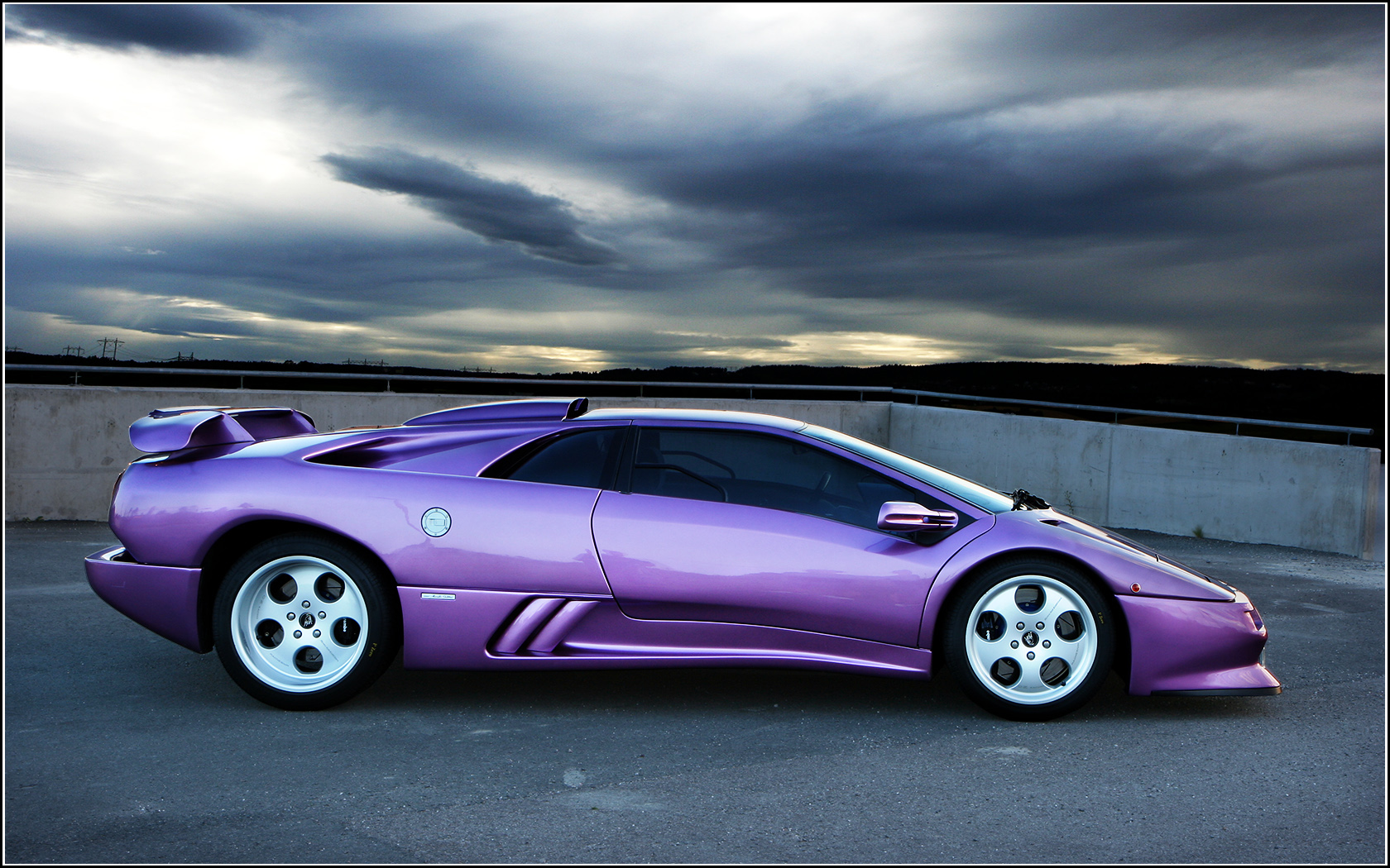 Lamborghini Diablo SE30 photo 61150