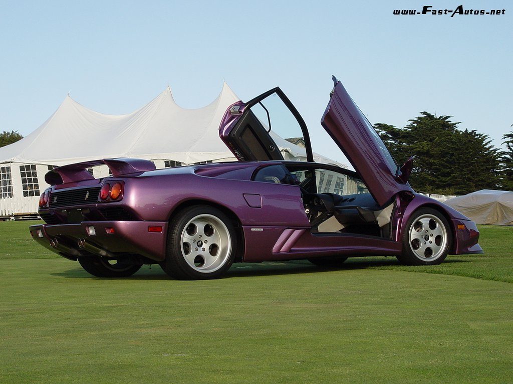 Lamborghini Diablo SV photo 17146
