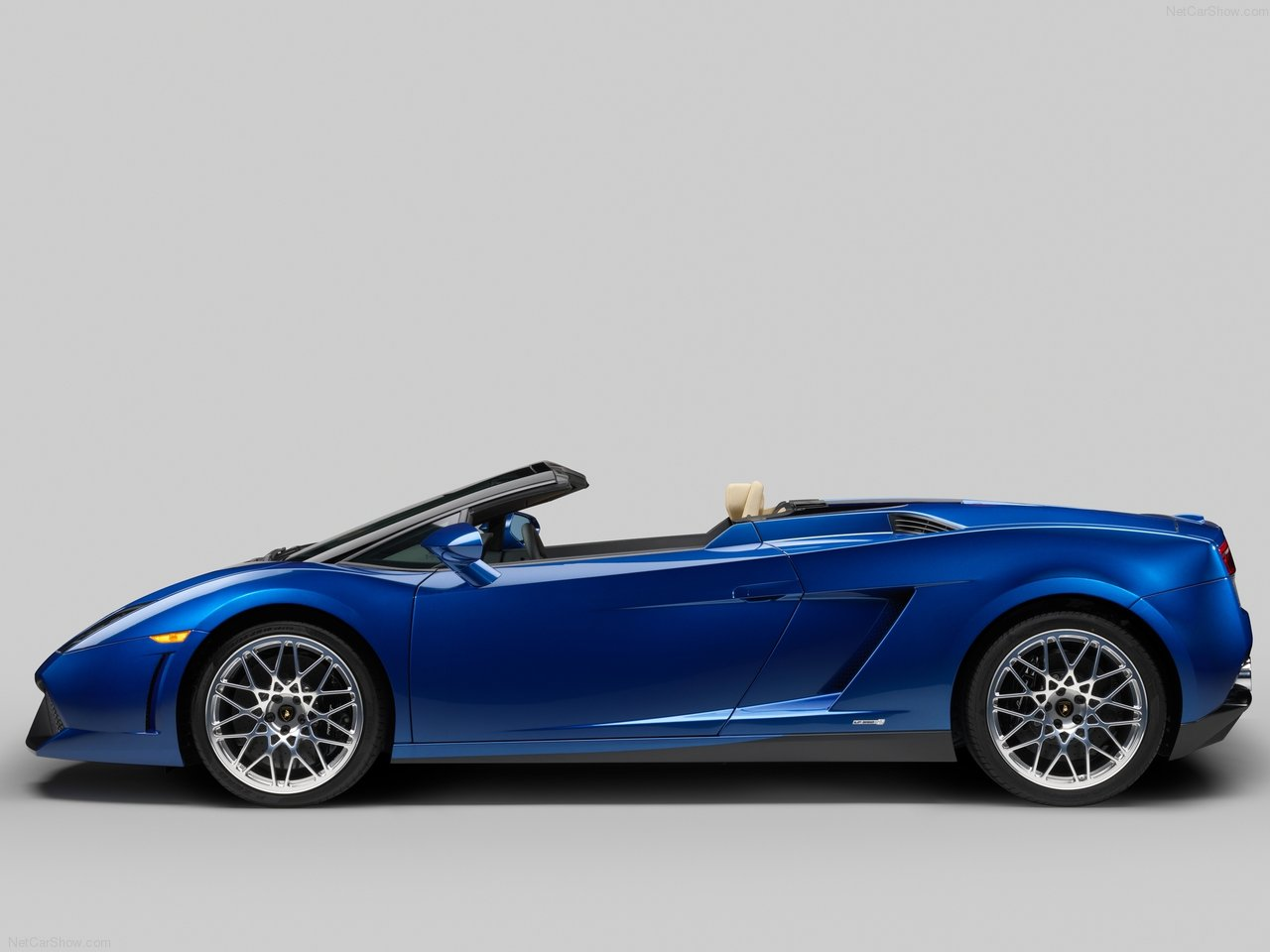 Lamborghini Gallardo LP550-2 Spyder photo 86632