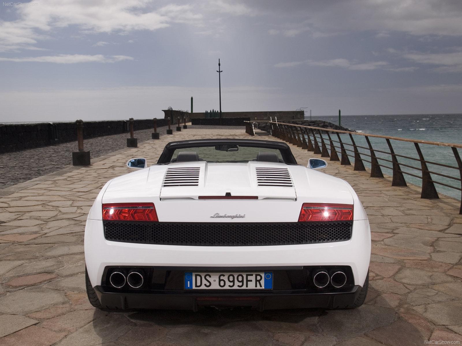 Lamborghini Gallardo Lp560 4 Spyder Picture 65299 Lamborghini