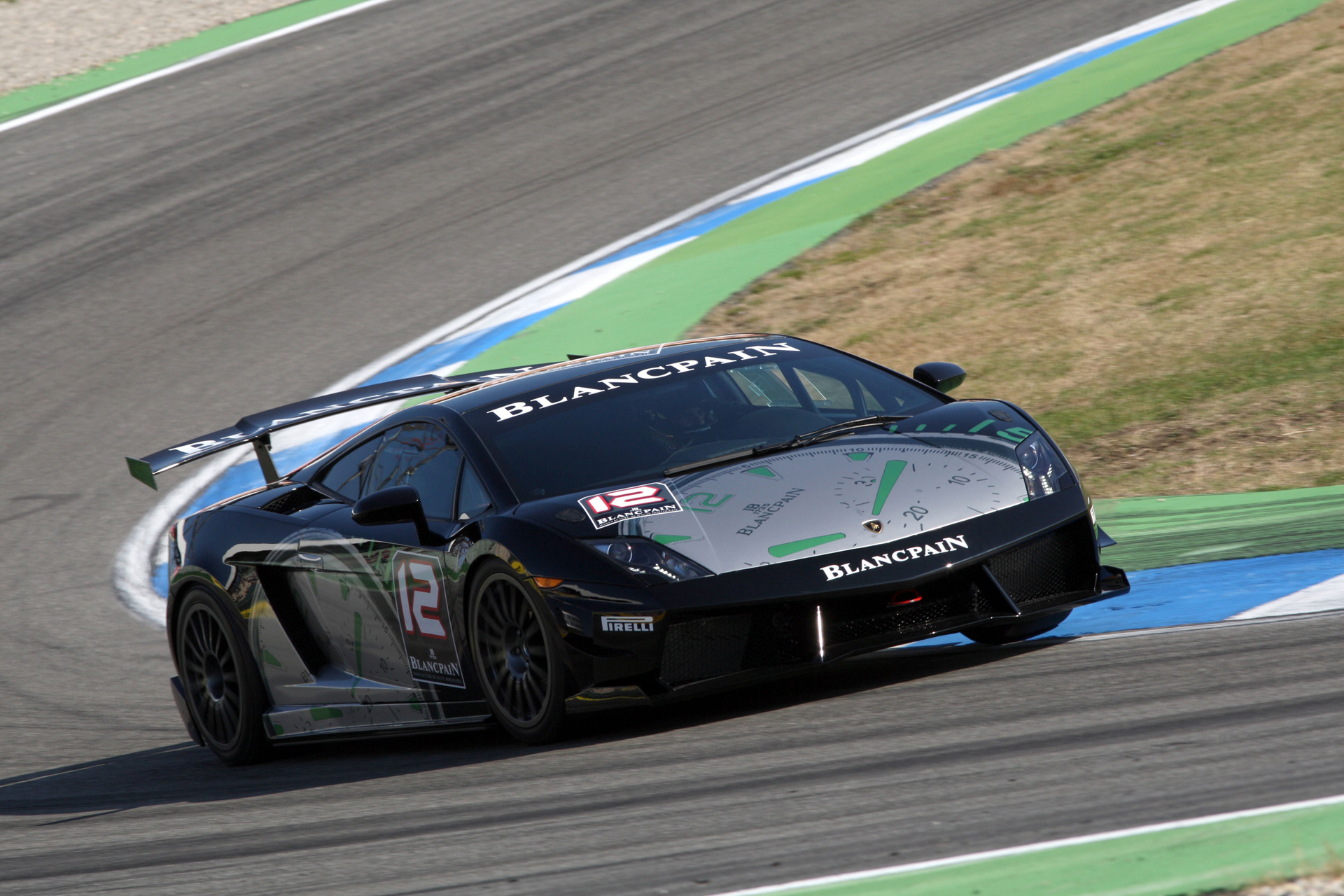 Lamborghini Gallardo LP560-4 Super Trofeo photo 71393