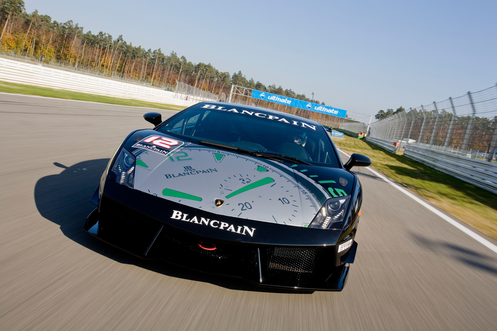 Lamborghini Gallardo LP560-4 Super Trofeo photo 71395
