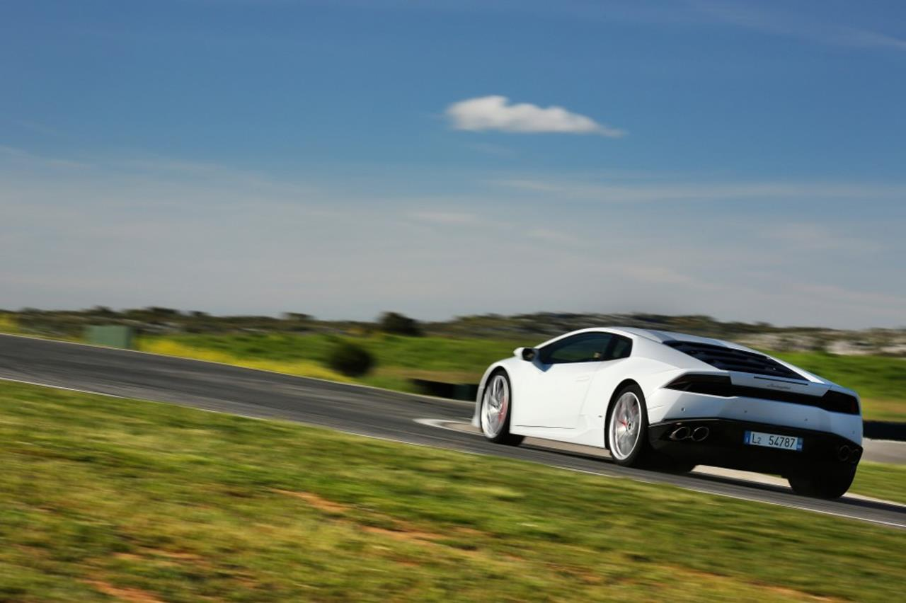 Lamborghini Huracan photo 137775