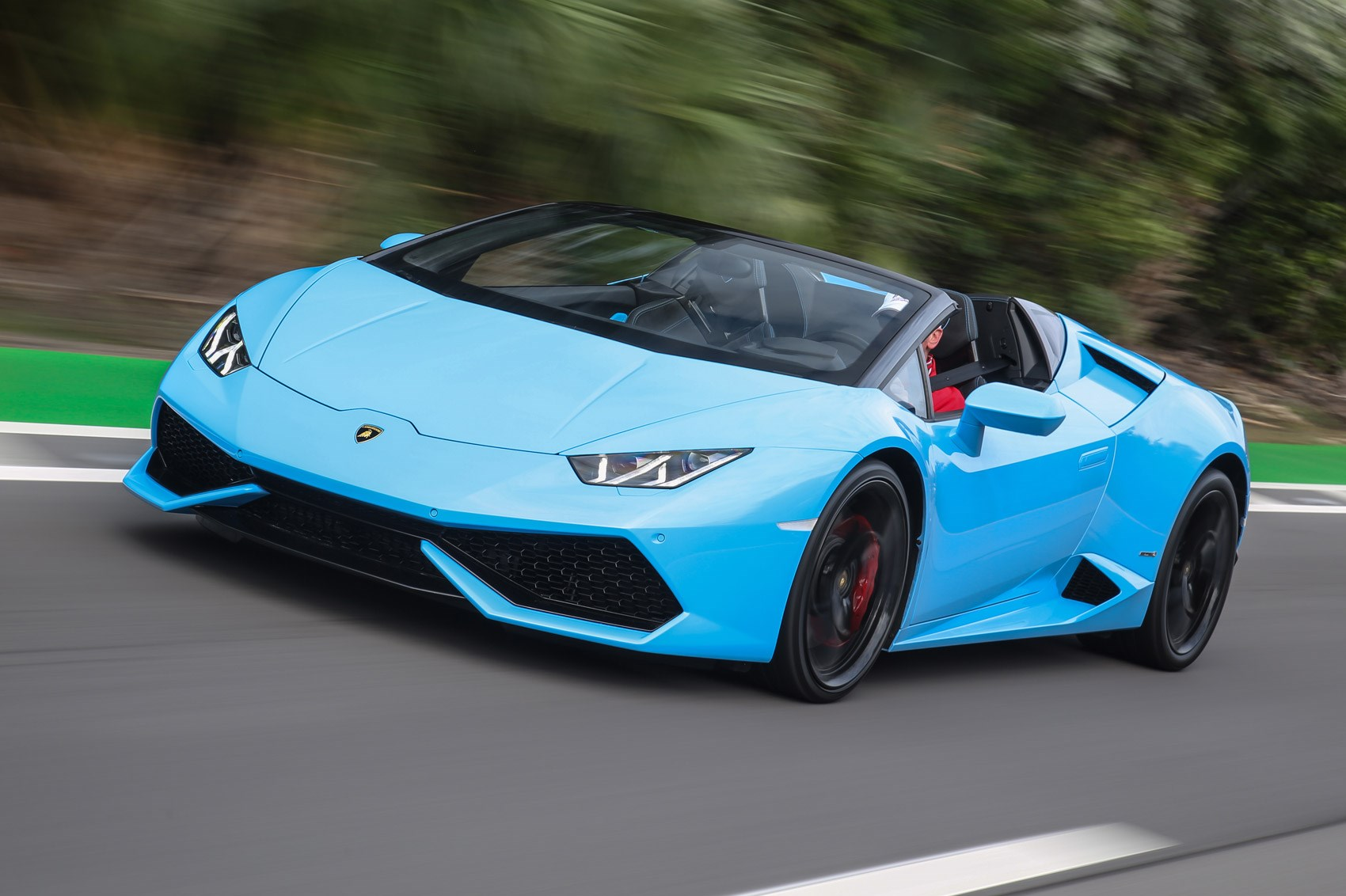 Lamborghini Huracan Spyder photo 167391