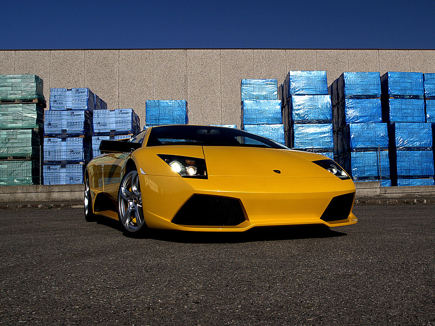 Lamborghini Murcielago LP640 photo 35879
