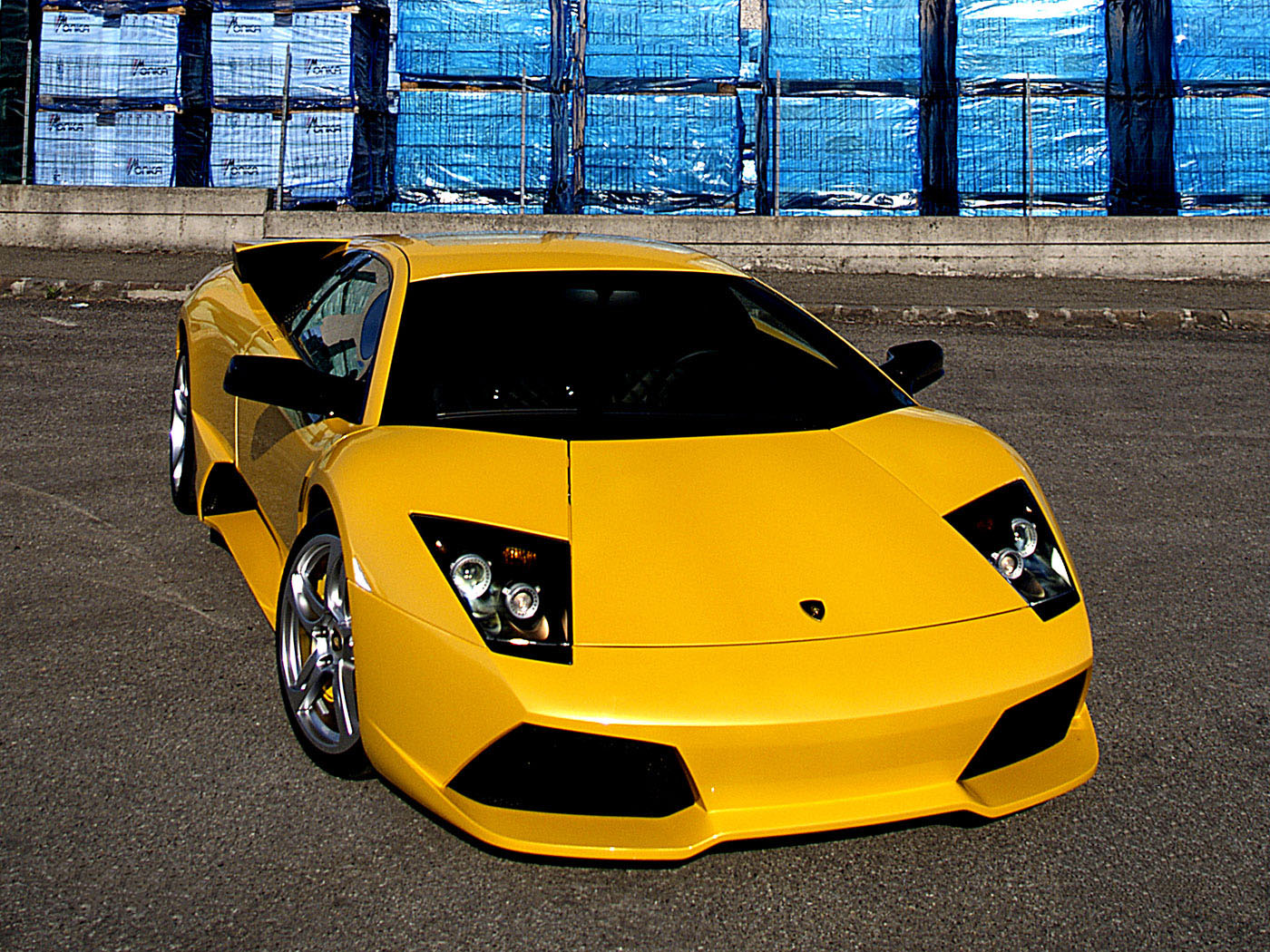 Lamborghini Murcielago LP640 photo 35882
