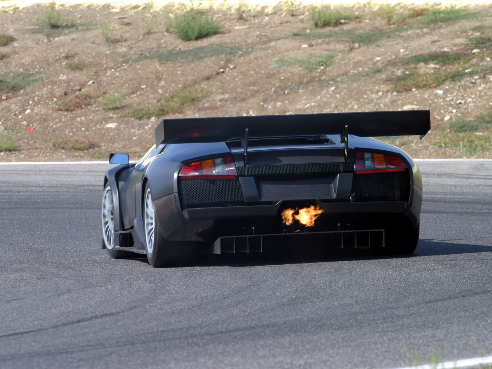 Lamborghini Murcielago R Gt Picture 16172 Lamborghini Photo