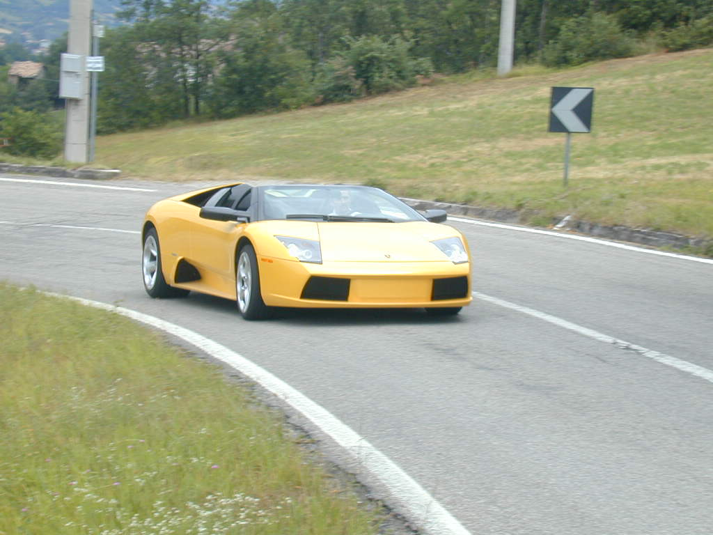 Lamborghini Murcielago Roadster photo 15924