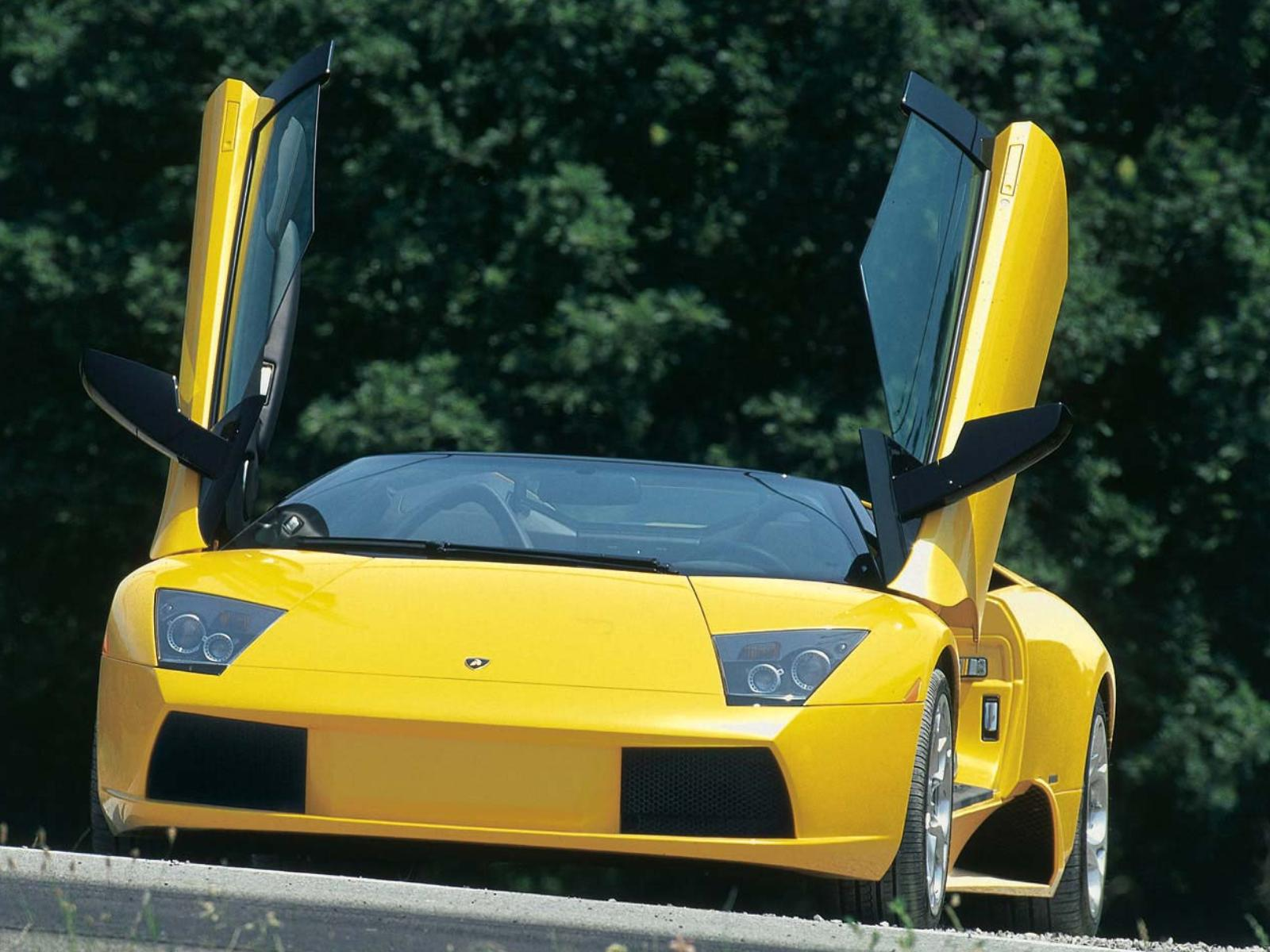Lamborghini Murcielago Roadster photo 15930