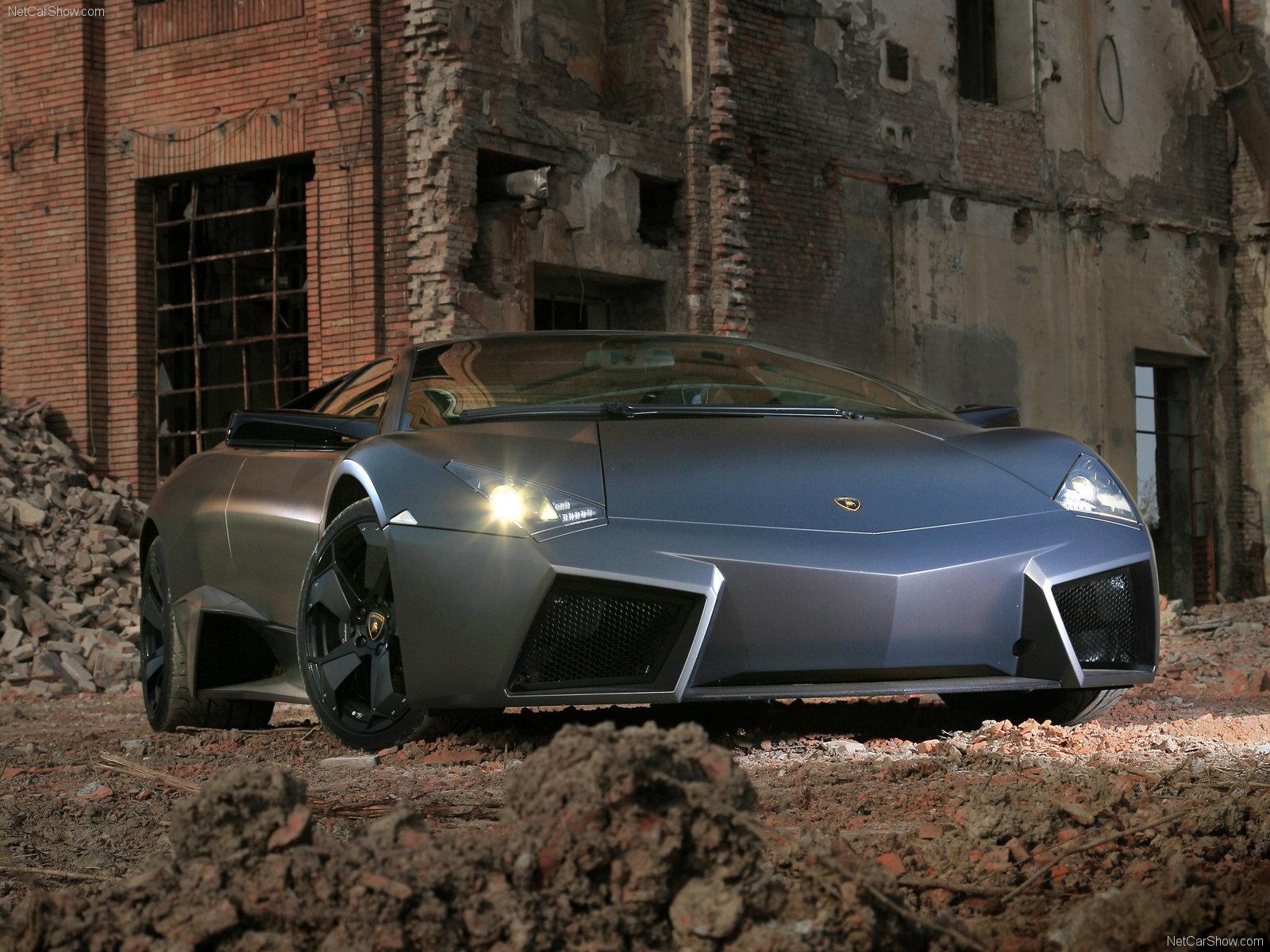 Lamborghini Reventon Pic