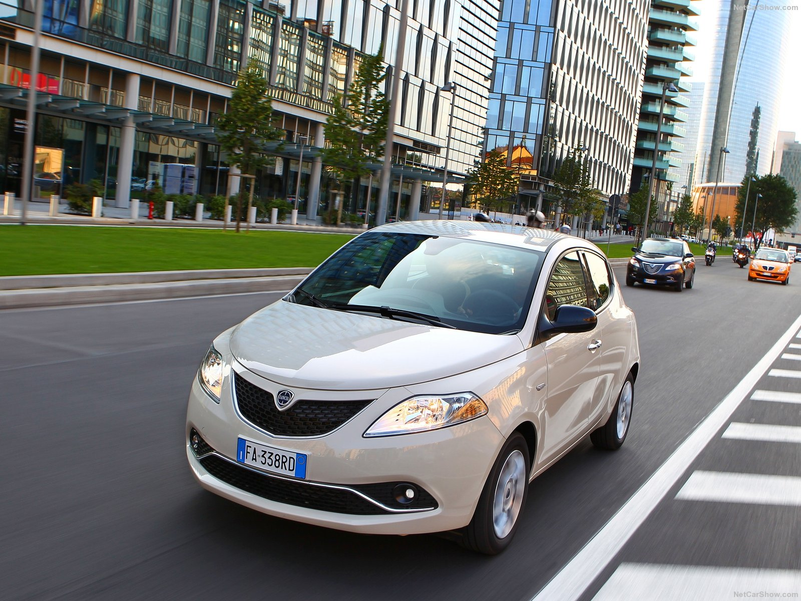 Lancia Ypsilon photo 156672