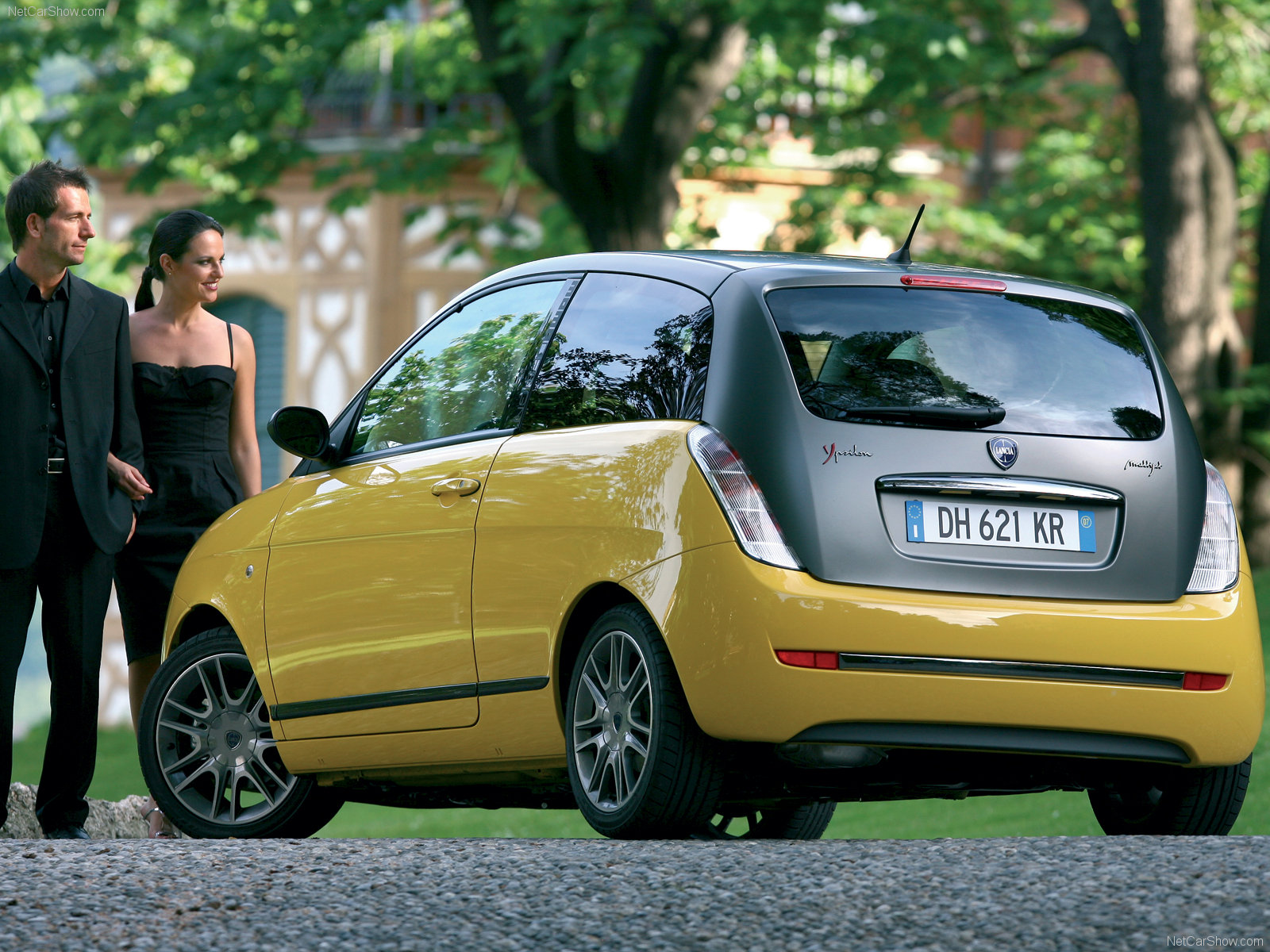Lancia Ypsilon Sport photo 44985